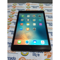 Remate! Ipad Mini 2 Retina 32gb Wifi Gris Espacial