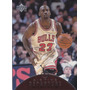 1997-98 Upper Deck Air Time Michael Jordan At8 Bulls