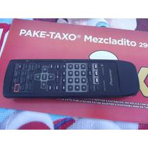 Control Remoto Para Dvd Pioneer Repuesto Modelo Cu-dv051