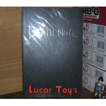 Anime Death Note Libreta En Español Checala!!!