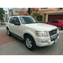 Ford Explorer 5p Xlt V6 4x2 Tela Base 4x2 2010
