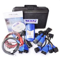 Interfaz Nexiq Usb Link Diesel Escaner Licencias Conectores