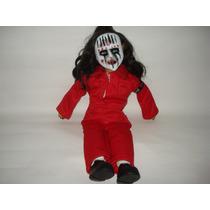 Slipknot Muñeco Joey Jordison 36 Cm
