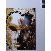 Mascara Tarjeta Y Fotografia De Publicidad Mexico, Arte
