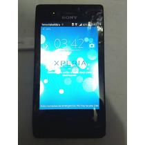 Celular Sony Xperia Miro St23a Android 4.3 5mpx 4gb Barato!