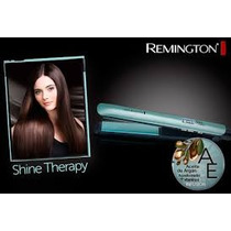 Plancha De Pelo Remington Shine Therapy