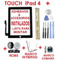 Touch Screen Ipad 4 Pantalla Ipad De Cristal 100% Original!
