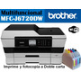 Brother Mfc-j6720dw Doble Carta C/ Sistema De Tinta Continua