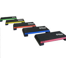 Step Para Aerobics Splash De 70 Cm, Gym, Ejercicio, Fitness
