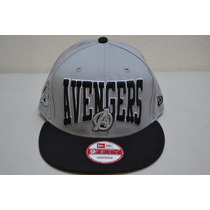 Gorra The Avengers Leyenda Y Logo Original New Era 9 Fifty