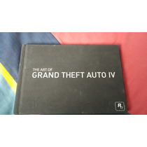 The Art Of Gta Iv - Libro Original De Colección.