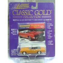 Johnny Lightning - 1970 Cougar Xr-7 Nuevo En Blister