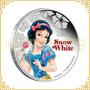 Super Ganga Monedas De Plata De Las Princesas De Disney