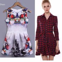 Tokio Moda Japones Asia Vestido Sexy Vintage Blusa Env Grati