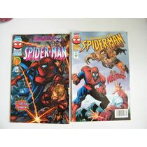 Comic El Hombre Araña Spider Man #25 Y #17 90s