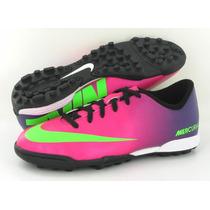 Nike Jr Mercurial Vortex Tf Tenis Futbol En 20 Mex