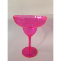 Copa Para Margarita Color Rosa