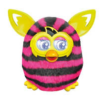 Furby Boom Figura Straight Stripes Hasbro Original Vv4