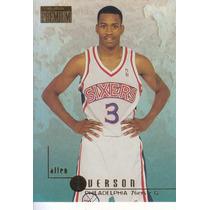 1996-97 Skybox Premium Rookie Allen Iverson Sixers