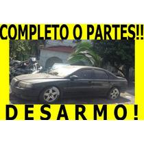 Completo O Partes! Desarmo Volvo S80 2002 2.9l Refacciones