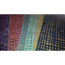Papel Amate Calado Colores 40x60cm Papelería Invitaciones