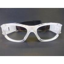 Lentes Graduable Miopia Goggle Para Niñas Color Transparente
