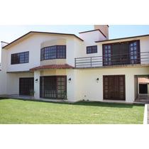 Oportunidad! Se Vende Casa En Cuernavaca Exclusivo Fracc.