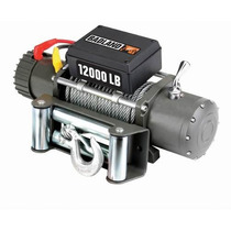Winch Electrico Badland 12v 12000 Lbs Nuevo