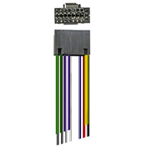 Arnes Para Autoestereo 16 Pin 12 Cables Tipo Kenwood