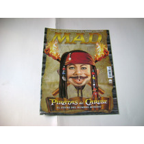 Piratas Del Caribe #28 Agosto 2006 Revista Mad Comic