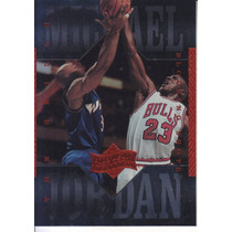 1999 Upper Deck Athlete Of The Century Michael Jordan #4