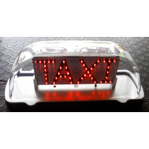 Copete Taxi 86 Led