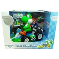 Super Mario Kart Wii Juguete A Control Remoto