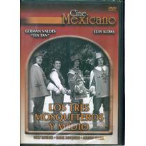 Los Tres Mosqueteros Y Medio / Formato Dvd