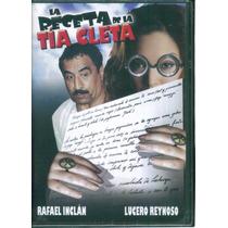 La Receta De La Tia Cleta / Formato Dvd