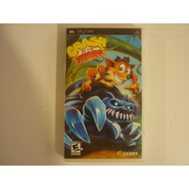 Psp Caja Umd Crash Of The Titans