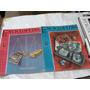 Libro Numismatica ,dos Revistas De Enciclopedia Estudiantil