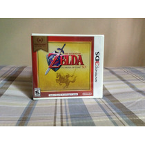 The Legend Of Zelda Ocarina Of Time Nintendo 3ds Sellado