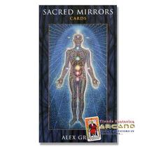 Sacred Mirrors - 23 Tarjetas De Meditacion / Alex Grey