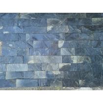 Slate Piedra Laja Verde Mixteca 5x Liston Cascada Fachaleta