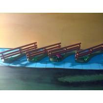 Playmobil Cercas O Bardas De Madera Vintage Juguetisur