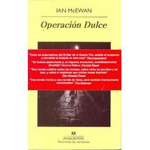 Libro Operación Dulce De Ian Mcewan - Anagrama