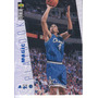 1996-97 Collector's Choice Playbook Anfernee Hardaway Magic