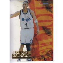 1996-97 Hoops Hot List Anfernee Hardaway Magic