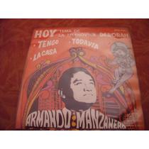 Ep Armando Manzanero Tema De Telenovela, Envio Gratis