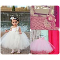 Vestido Pajecitas - Boda - Cumpleaños - Tutu Dress
