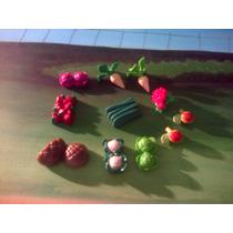 Playmobil Frutas Y Verduras De Todos Vintage Juguetisur