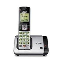 Vtech Cs6719 Teléfono Inalámbrico Con Identificador De Llama