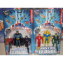 Dc Universe Justice League Unlimited Batman, Flash, Dr. Fate