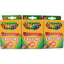 Suministros De Color Para Colorear Escuela 5 X 24 Crayola Co
